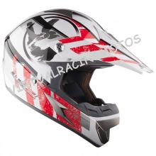 CASCO DE CROSS LS2 MX433.92 STRIPE