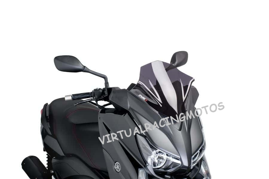 cupula puig sport v tech line para yamaha x max 400cc 2013 7503. Black Bedroom Furniture Sets. Home Design Ideas