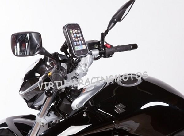SOPORTE PARA SMART PHONE SHAD COJIDA AL RETROVISOR