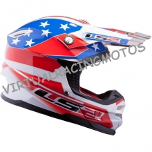 CASCO DE CROSS LS2 MX456.21 USA