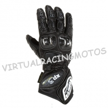 GUANTES RAINERS RACING MOD. XP3 NEGRO