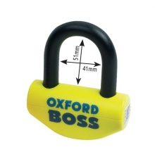 CANDADO BOSS. OXFORD OF39 (38536)