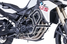 DEFENSAS DE MOTOR PUIG PARA BMW F800 GS 13-17 (6537N)