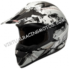 CASCO DE CROSS LS2 MX433.8 QUAKE