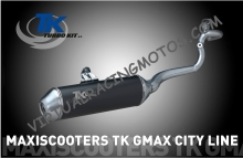 ESCAPE TURBO KIT PARA KYMCO AGILITY 50 4T  M4T060-N