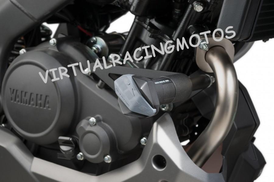 PROTECTOR DE MOTOR PUIG R12 PARA YAMAHA MT-125 2015 (7723)